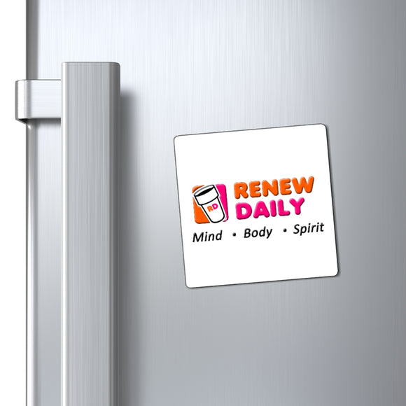 Renew Daily: Inspirational Magnets