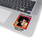 Whitty Huton - Wuld Toor: Nostalgia Kiss-Cut Stickers