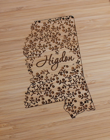 Custom Cutting Board-Personalized