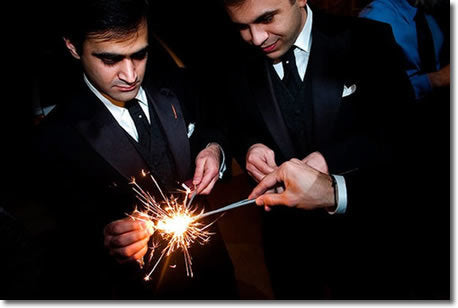 "10"" Wedding Sparklers"