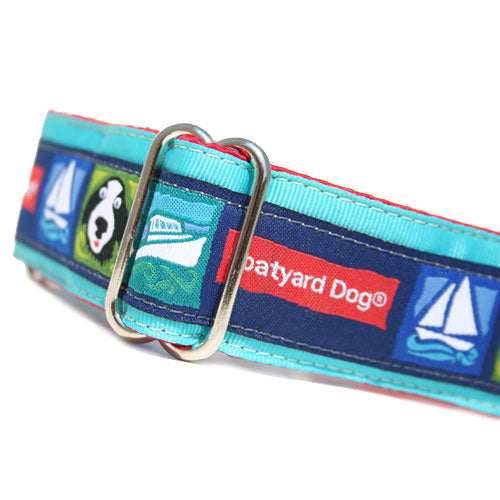 Boatyard Dog® Blue