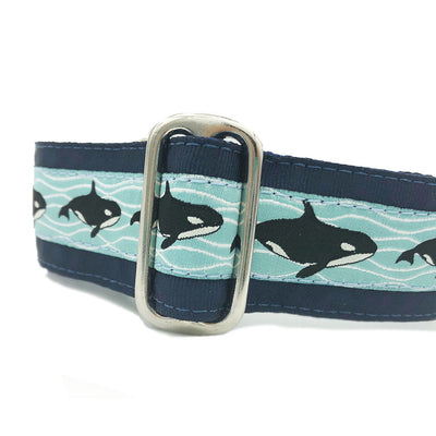 Satin-Lined Orcas Martingale
