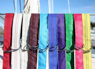 Sailcloth Belts