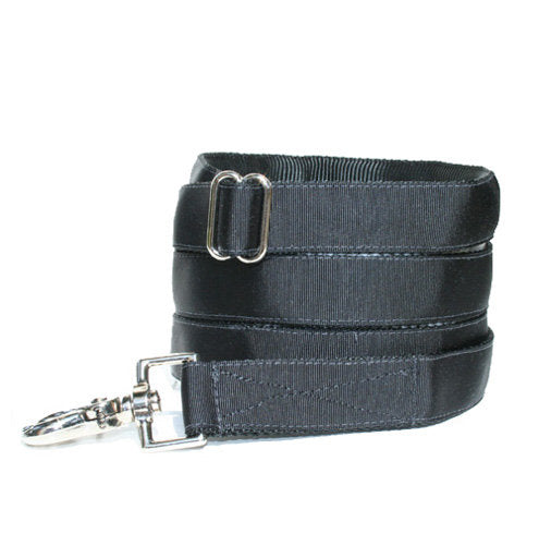 Classic Hound Collar Co. | Black Licorice Dog Leash