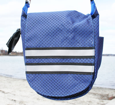 Double Duty Bag - Reflective Blue