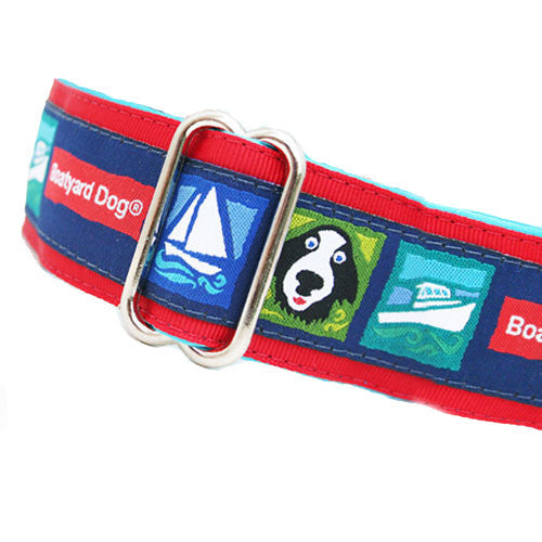 Boatyard Dog® Red