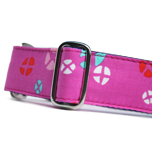 Hot Cross Buns ID Tag Collar