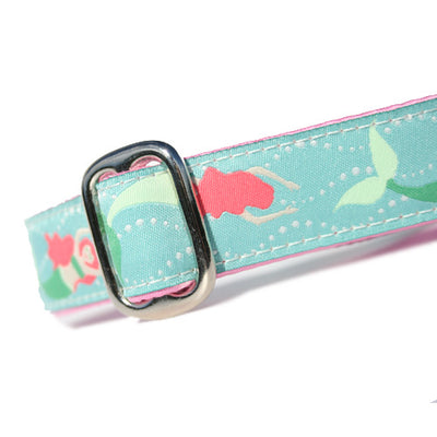Satin-Lined Mermaids Martingale