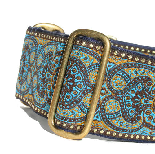 "2"" Monarchy Blue Buckle"