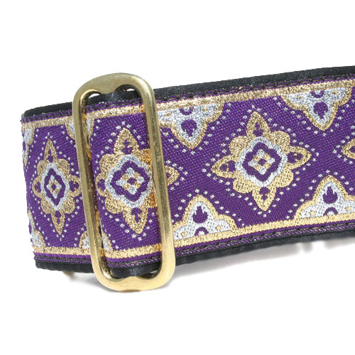 "2"" Morocco Purple Buckle"