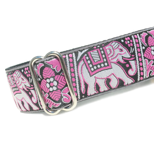 "1.5"" Satin-Lined Perahera Martingale"