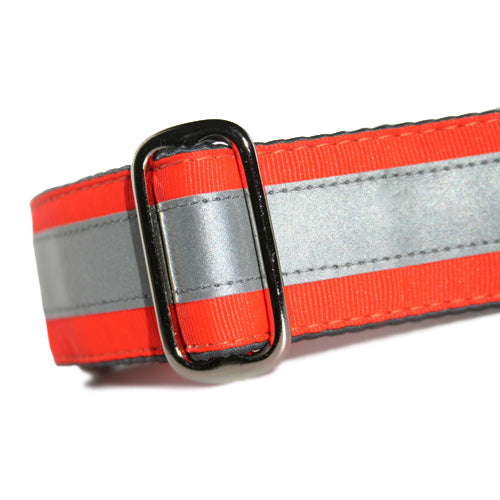 Reflective Blaze Orange Buckle