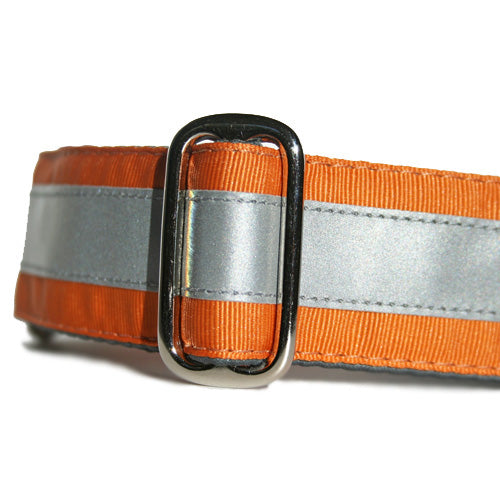Reflective Ginger Orange Martingale
