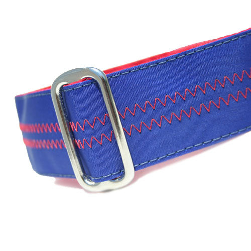 Sailcloth Blue Martingale