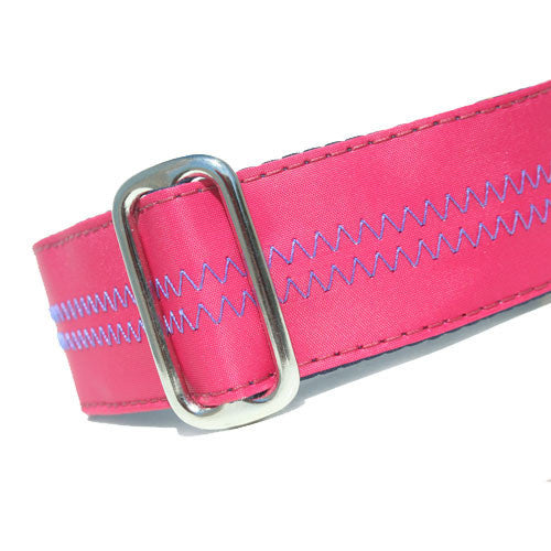 Sailcloth Pink Buckle