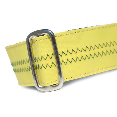 Sailcloth Yellow Buckle