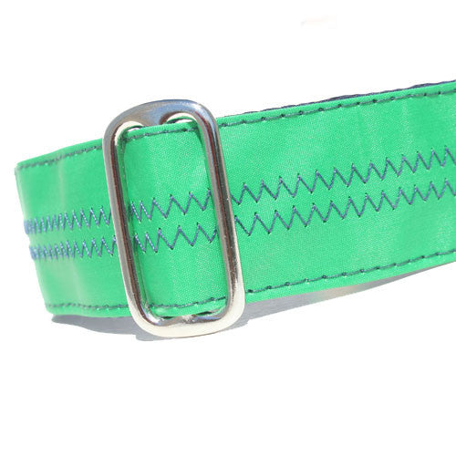 Sailcloth Green Buckle