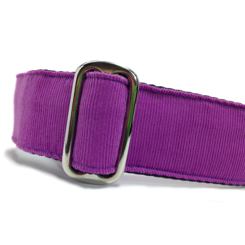 Corduroy Grape Purple Martingale