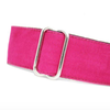 Satin-Lined Corduroy Tag Collar