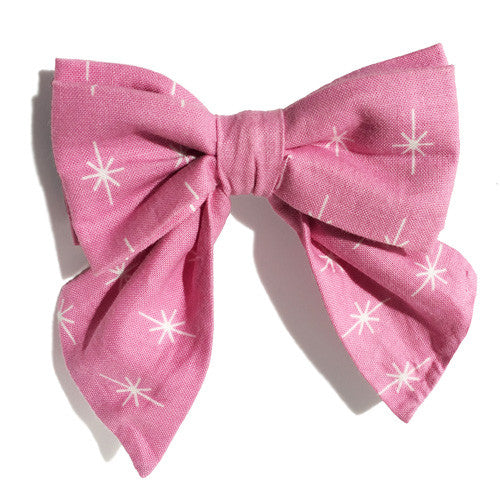 Collar Bow - Fairy Dust