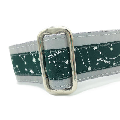 Unlined Constellations Buckle or Martingale