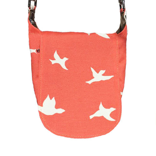 Double Duty Bag - Coral Flight