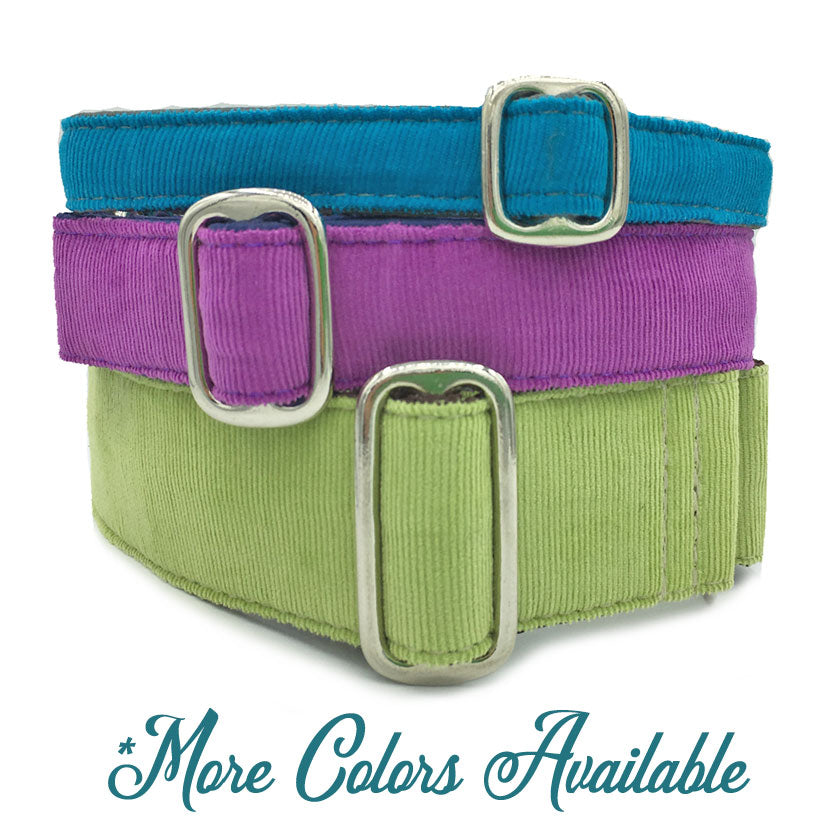 Satin-Lined Corduroy Martingale