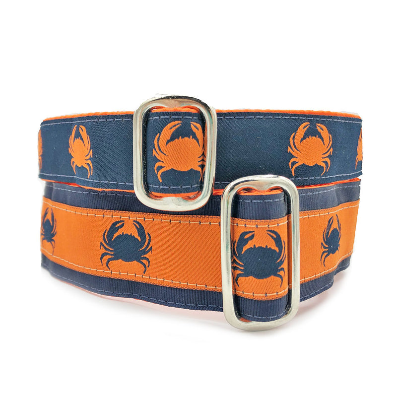 Satin-Lined Crabby Martingale