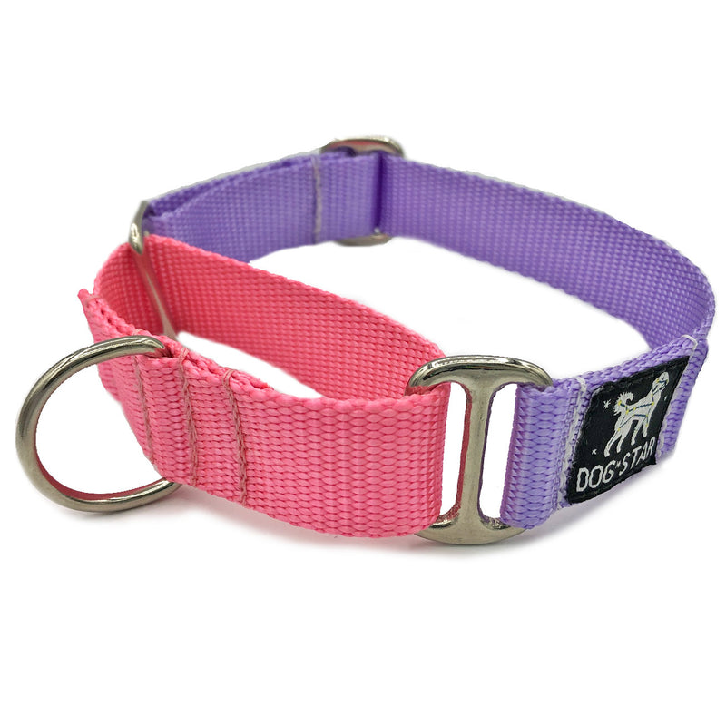 "1"" Naked Nylon Cheerful Martingale"