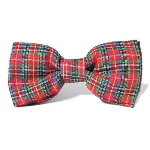 Dog Bow Tie Christmas Cheer | Classic Hound Collar Co.