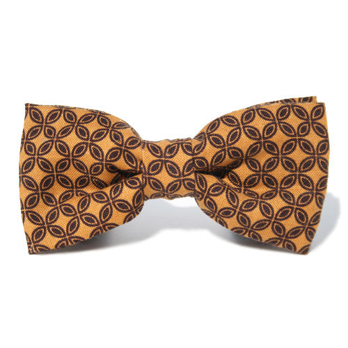 Dog Bow Tie Gentleman's Toffee | Classic Hound Collar Co.