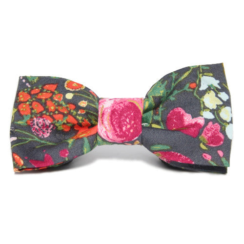 Bow Tie - Nightfall Bouquet