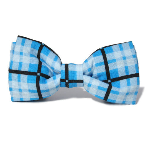Dog Bow Tie Plaid Chill Out | Classic Hound Collar Co.