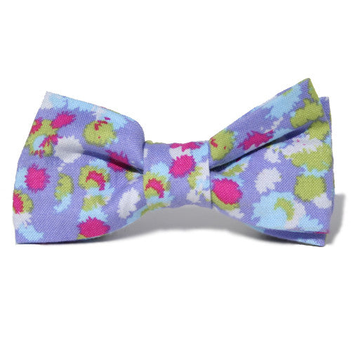 Dog Bow Tie Watercolors | Classic Hound Collar Co.