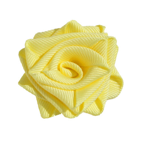 Collar Rose Lemon Yellow