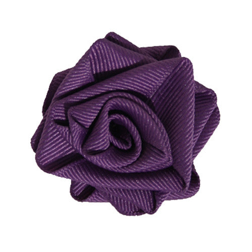 Collar Rose Regal Purple