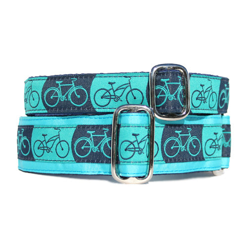 Unlined Bicycles Buckle or Martingale