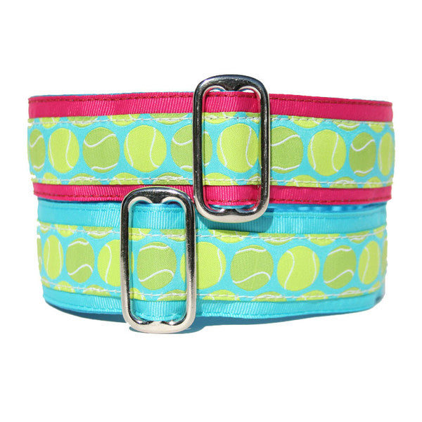 Satin-Lined Fetching Martingale