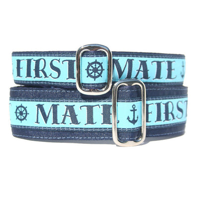 Satin-Lined First Mate Martingale