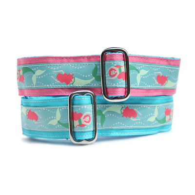 Unlined Mermaids Buckle or Martingale