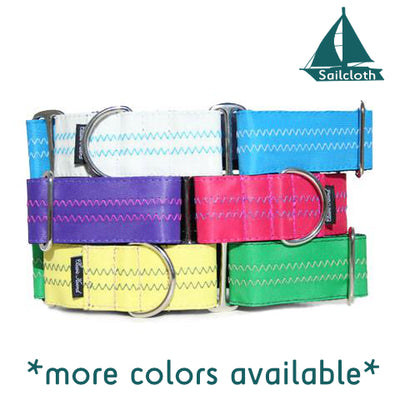 Unlined Sailcloth Regatta Martingale