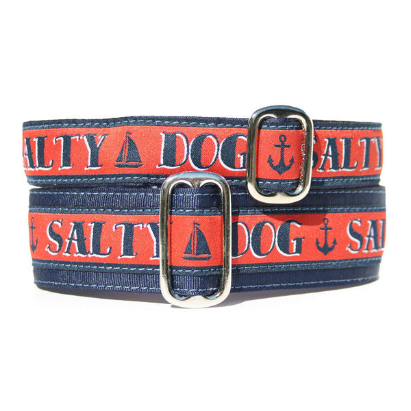 Salty Dog Buckle Collar