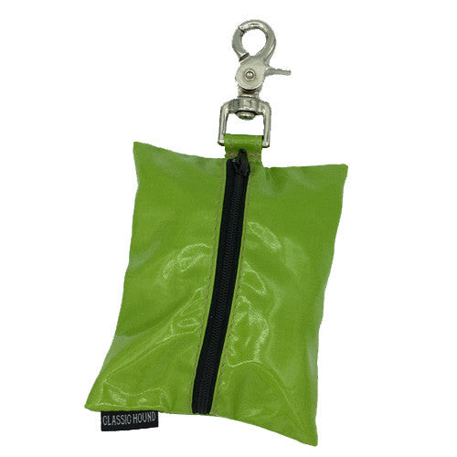 Mudproof Apple Green Leash Bag