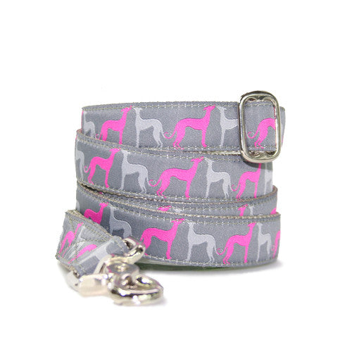 "1"" Hound Amore Pink Leash"