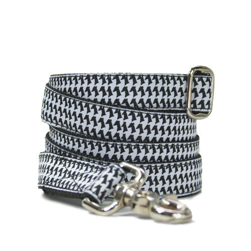 Dog Leash - Houndstooth Hound