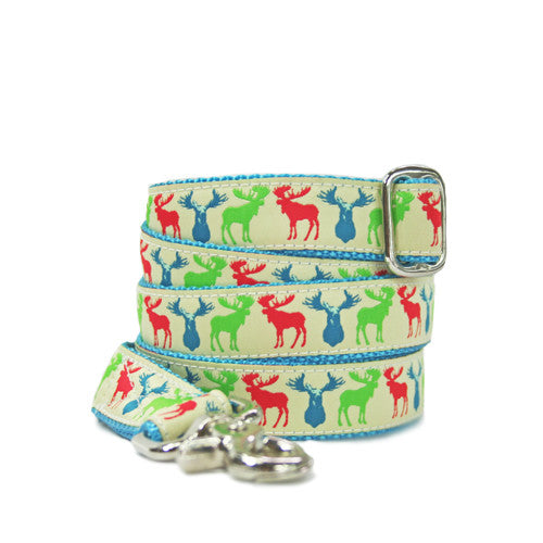 Dog Leash - Moose Multi