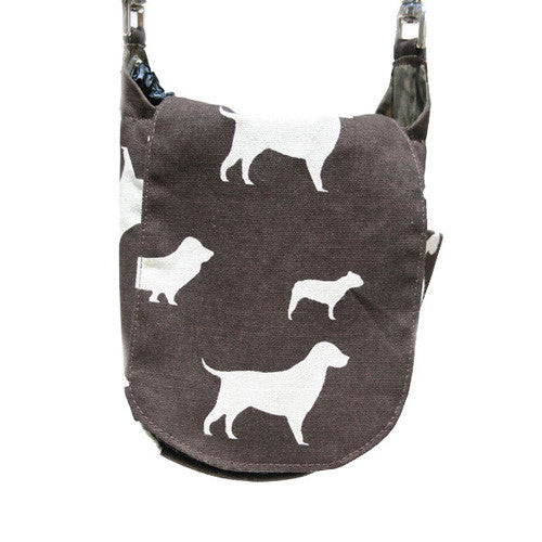 Double Duty Bag - BowWow Chocolate