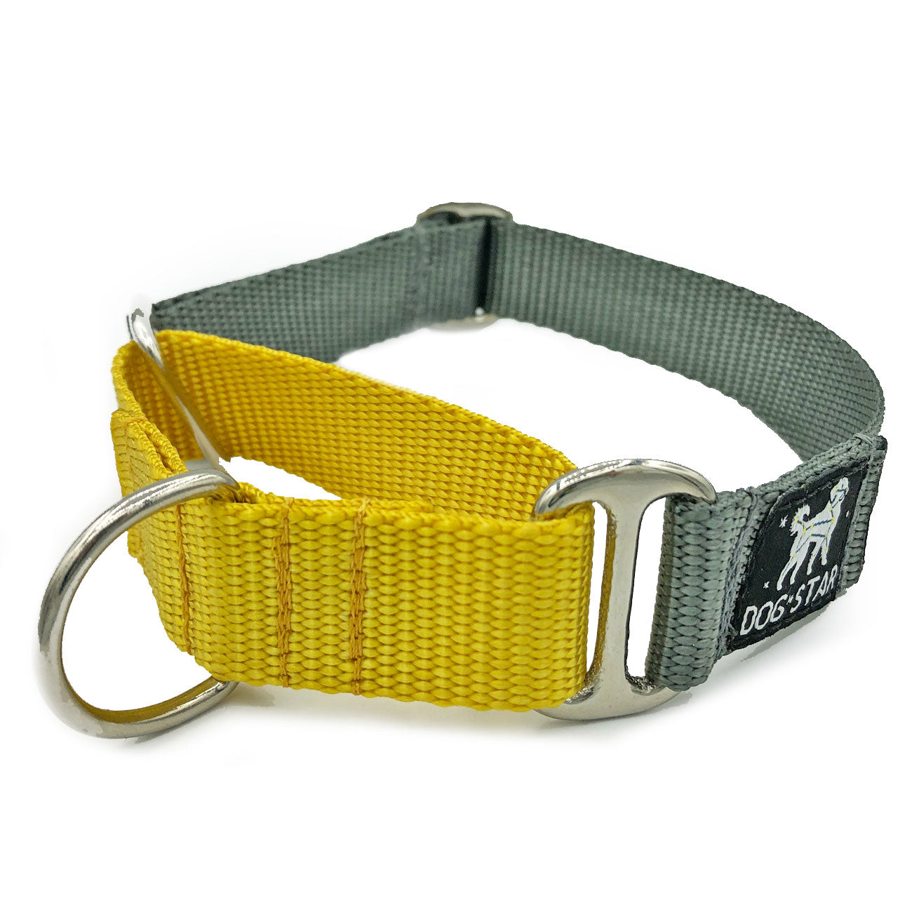 "1"" Naked Nylon Dogged Martingale"