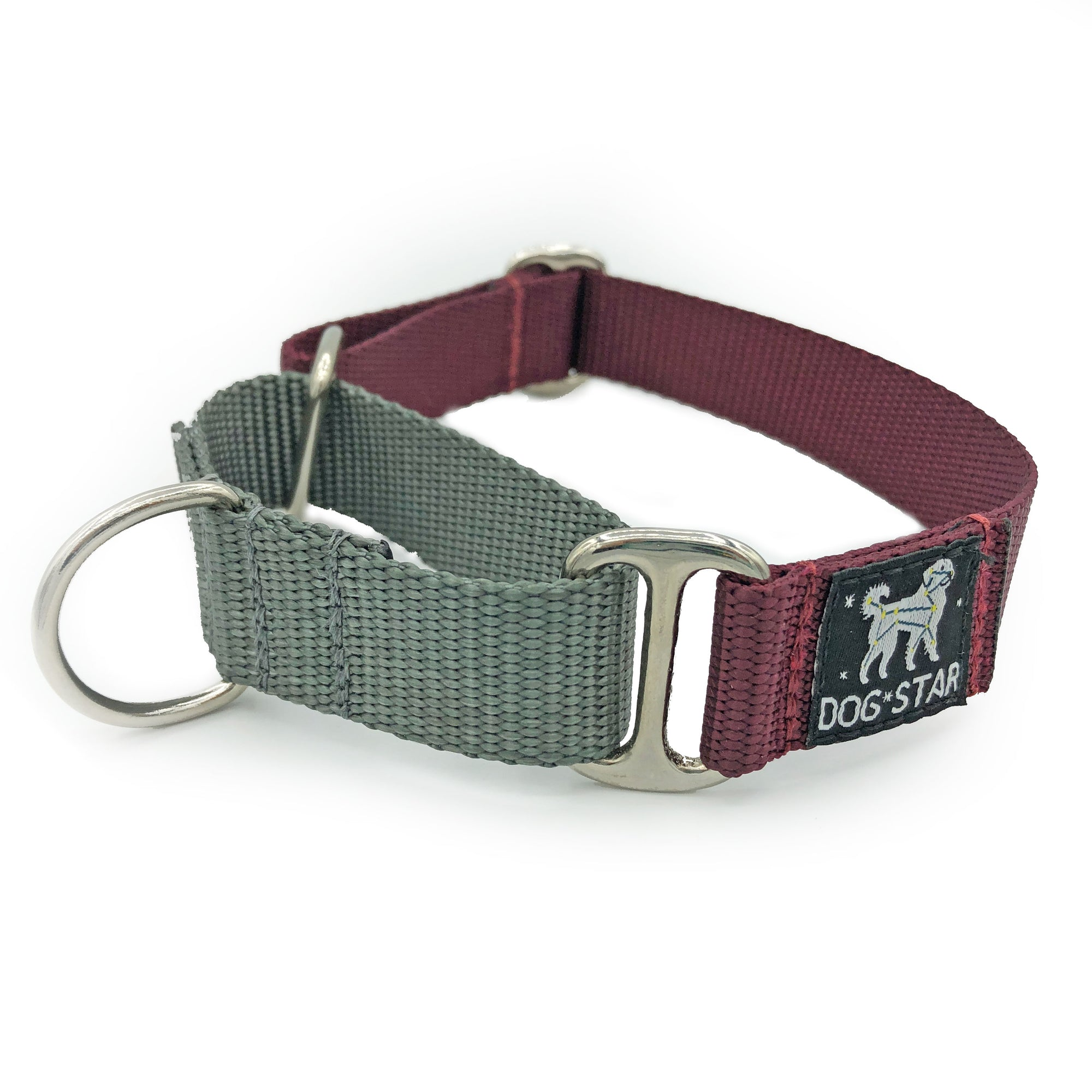 "1"" Naked Nylon Dogmatic Martingale"