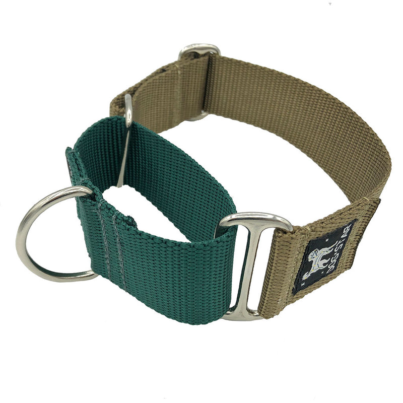 "1.5"" Naked Nylon Ranger Martingale"